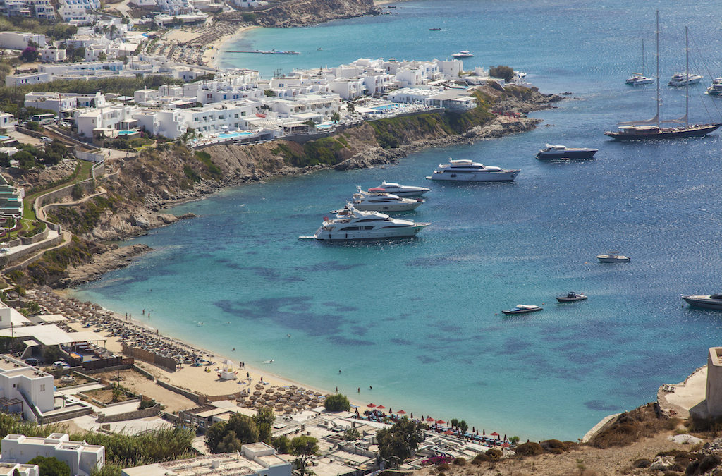 The absolute secrets of your first journey to Mykonos